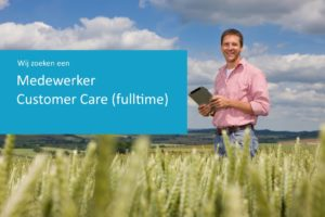 vacature fulltime customer care